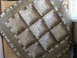 Стёжка одеяла