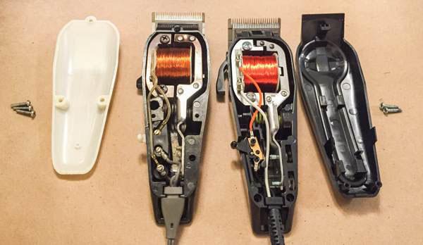 Как самостоятельно заточить машинку для стрижки волос